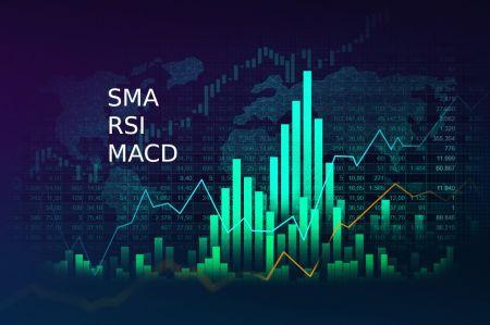 نحوه اتصال SMA ، RSI و MACD برای یک استراتژی تجاری موفق در Raceoption