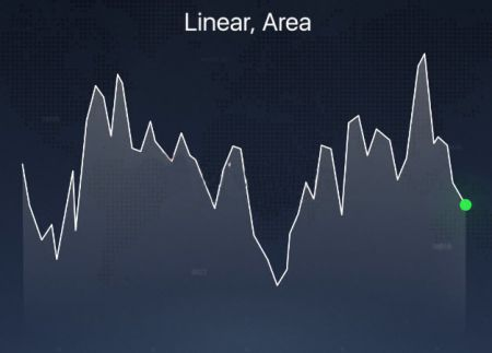 Différents types de graphiques expliqués sur la plateforme Raceoption